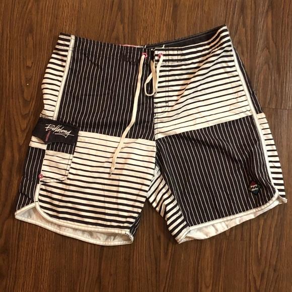 Men's Billabong swim board shorts